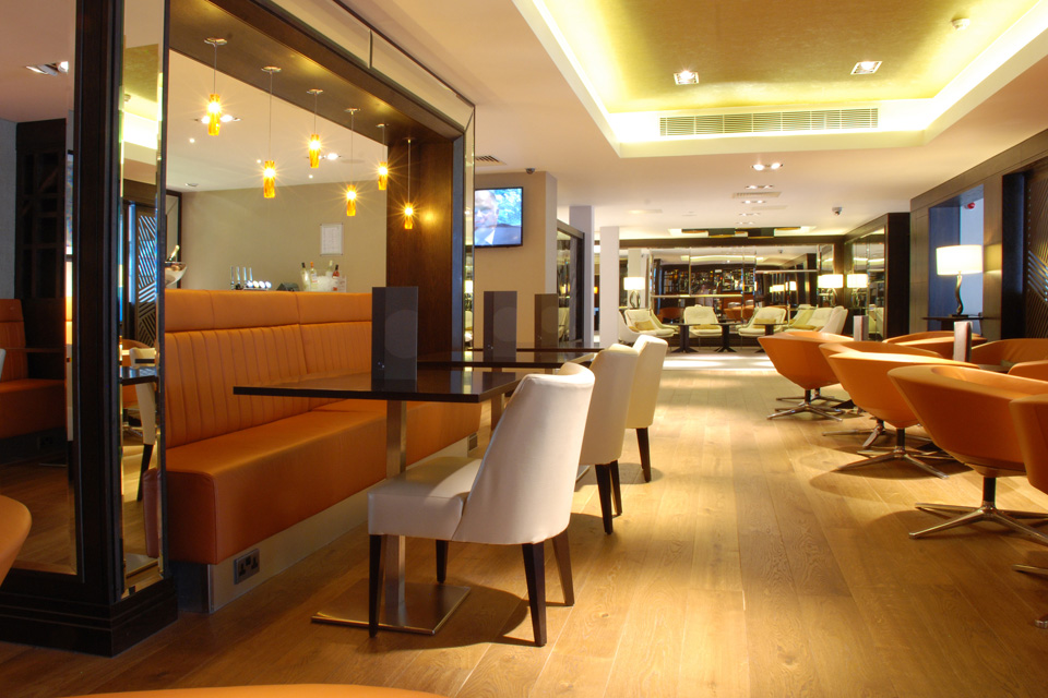 Hilton Doubletree Ealing Hotel Fit out