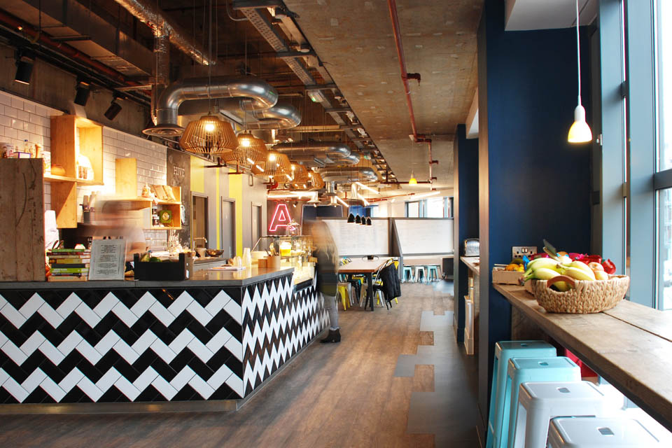 One Hammersmith Broadway Space Fit outs