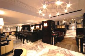 The Luggage Room - Marriott Grosvenor Square