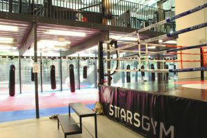 Stars Gym - Battersea Boxing ring.jpg